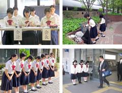女子 中学校 博多